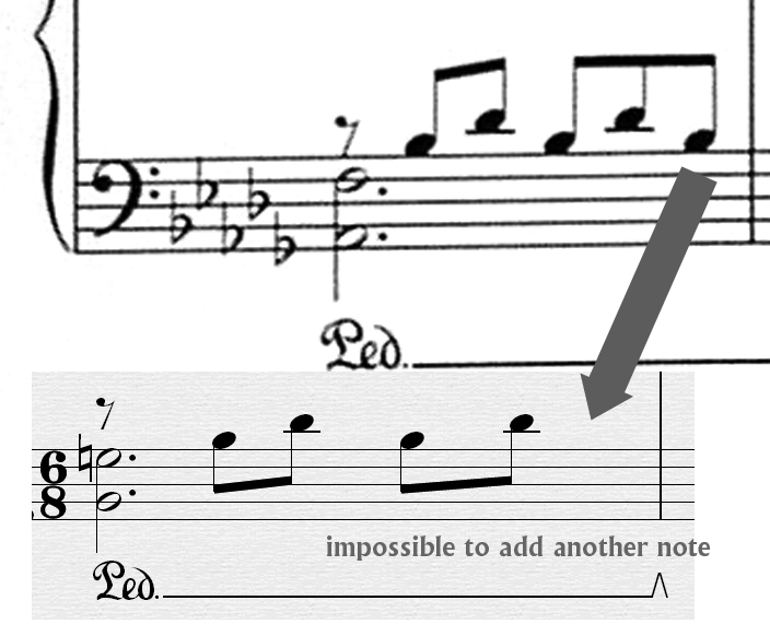 How To Insert A Rest Above Note The Sibelius Forum